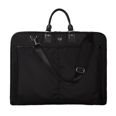 BAGSMART Men Suit Cover Bag DustProof Water Repellent Dress Suit Carrier Tote Ceremonial and Funerary Garment Bag Travel Bags