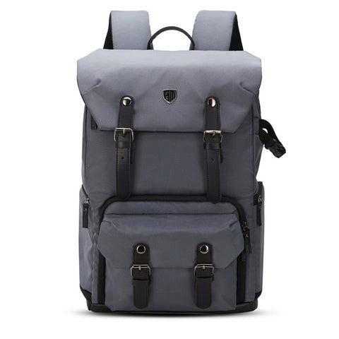 BAGSMART Canvas & Leather Retro Camera Bag NATIONAL GEOGRAPHIC NG5070 Camera Backpack Black Travel Camera Backpack Photography Bag