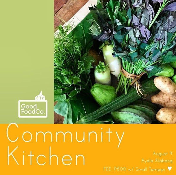 Community Kitchen August 4!