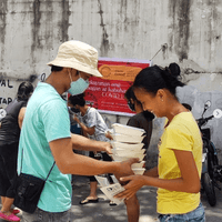 Help us feed 500 families every week in Payatas, QC