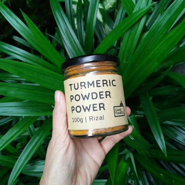 Turmeric Powder Power