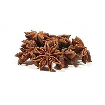 Star Anise Whole  نجمة الينسون - Aradina Middle Easter and Mediterranean Foods