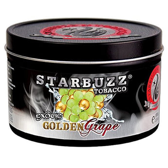 Starbuzz Bold Hookah Tobacco Flavors 100g, Free Shipping (GOLDEN GRAPE) - Aradina Middle Easter and Mediterranean Foods