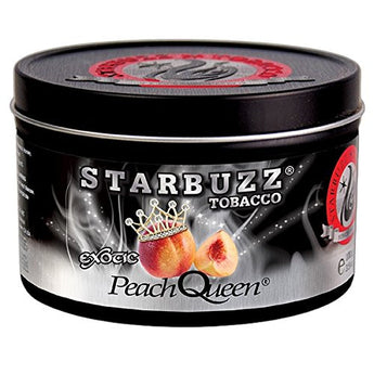 Starbuzz Bold Hookah Tobacco Flavors 100g, Free Shipping (PEACH QUEEN) - Aradina Middle Easter and Mediterranean Foods
