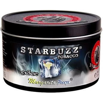 Starbuzz Bold Hookah Tobacco Flavors 100g, Free Shipping (MARGARITA FREEZE) - Aradina Middle Easter and Mediterranean Foods