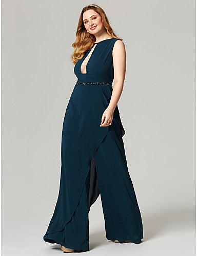 Plus Size Jumpsuit Rompers Sexy Jumpsuit