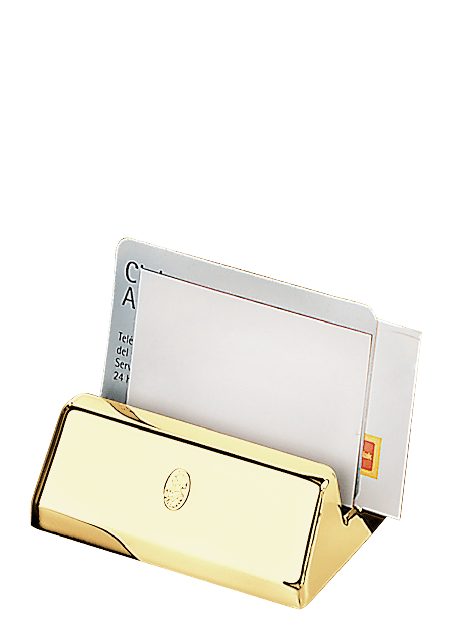 El Casco Business Card Holder