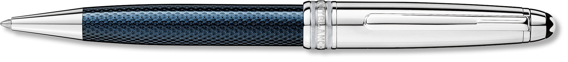 Montblanc Solitare Blue Hour Doue Ballpoint