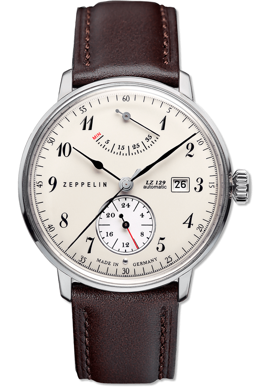 Zeppelin Cologne Watch