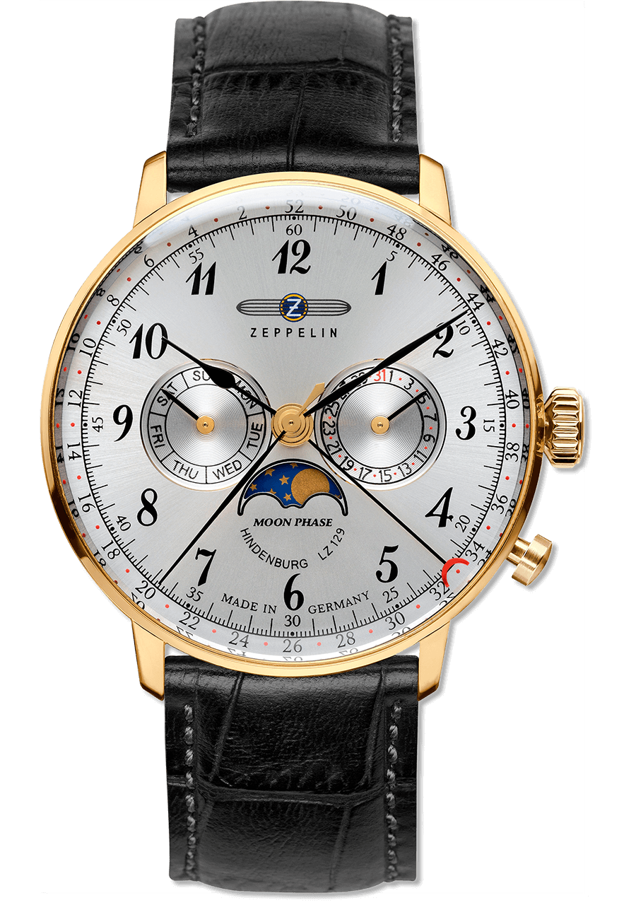 Zeppelin Heidelberg Watch