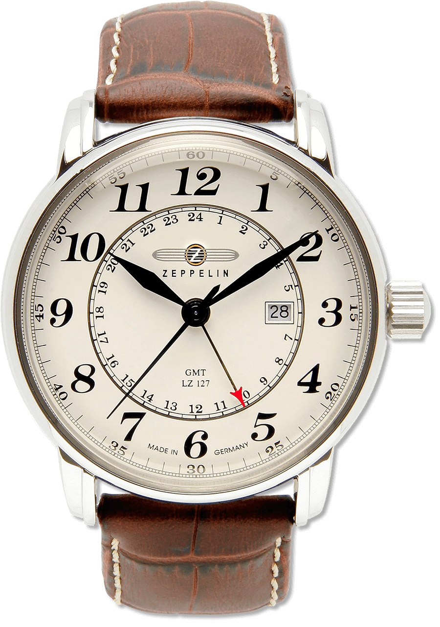 Zeppelin Frankfurt Watch