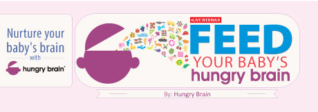 Hungry Brain Webinar to know early learning ability of newborn babies