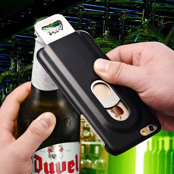 ULTIMATE Beers Bottle Opener iPhone6 Hard Case