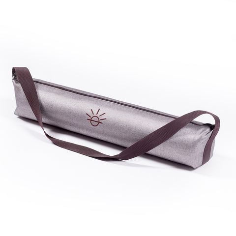High quality comfortable yoga mat bag for your active and healthy life. Feel free and be stylish with NESHKIS fitness and yoga mat bag.