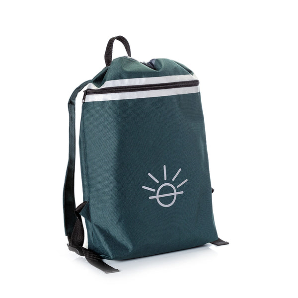 GREEN sport backpack - Neshkis