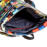 COLORS WALL Backpack - Neshkis