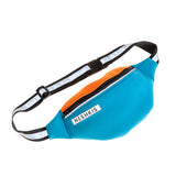 BLUE & ORANGE belt bag - Neshkis