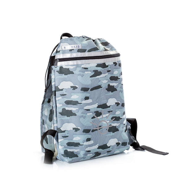 CAMOUFLAGE sport backpack - Neshkis