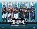 2017 Panini Contenders Football 12-Box Full Case Break #1