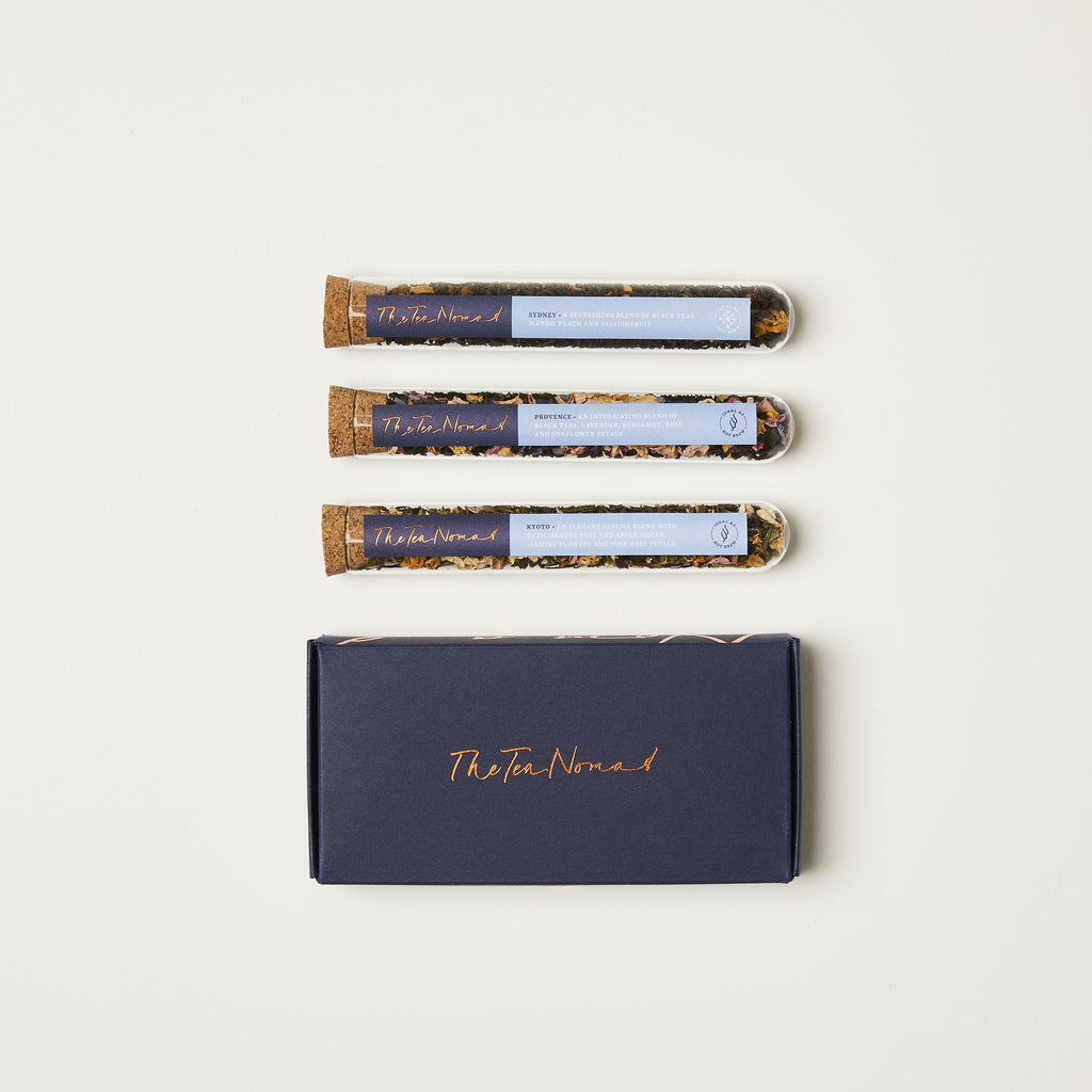 The Tea Nomad Signature Set