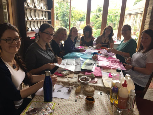 'Scrubs & Perfume Balms' Making Course