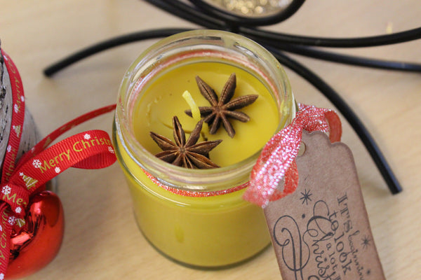 'Christmas' Beeswax Candle Making Course