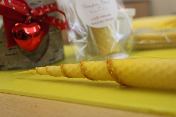 Beeswax Candle Making Course