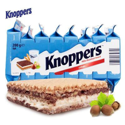 Knoppers Wafer 8-pack 200g