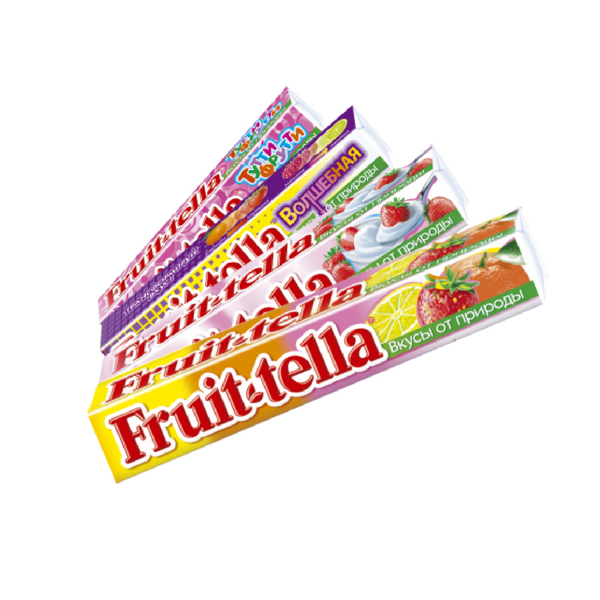 Fruit-tella Fruit Soluble Gum 41g