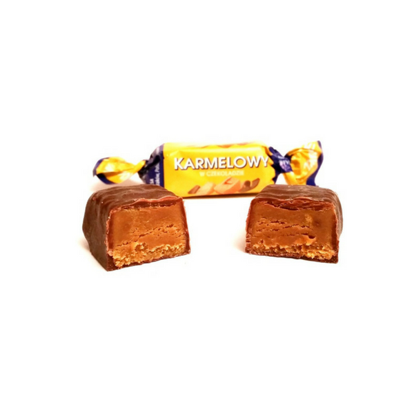 Chocolate Caramels 100g