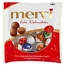 Merci Chocolate Balls FullMilk 120 g