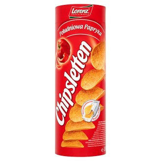 Chipsletten Potato Chips, Paprika 100 g