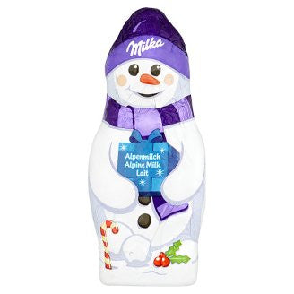 Figaro Milk Chocolate Snowman 75 g