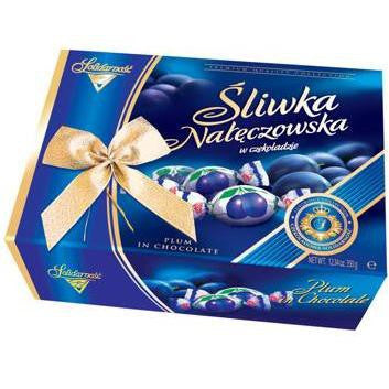 Naleczowska Plums in Chocolate 300g