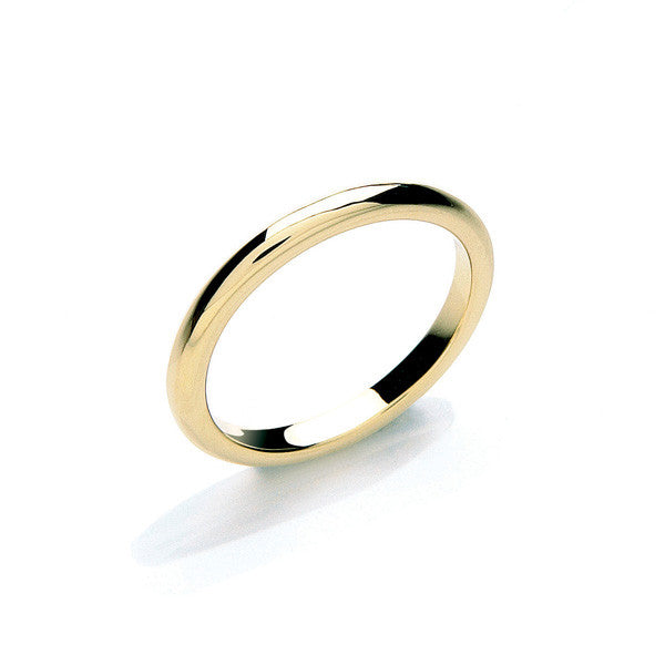 855ad07812f38 Simple gold plated ring