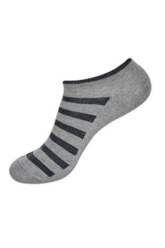 Balenzia Low Cut Socks for Men (Pack of 3) - Balenzia