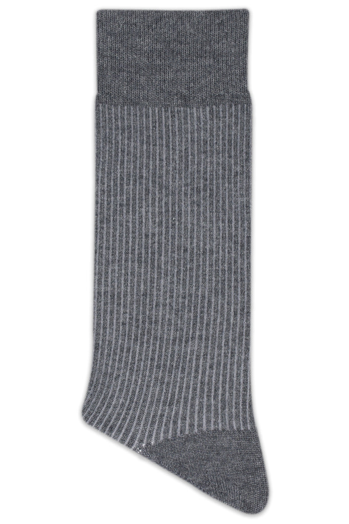 Balenzia Men's Striped detailed Modal Crew length Socks (Pack of 3) - Balenzia