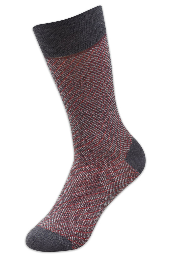 Balenzia Luxury Crew Socks collection for Men (Pack of 3) - Balenzia