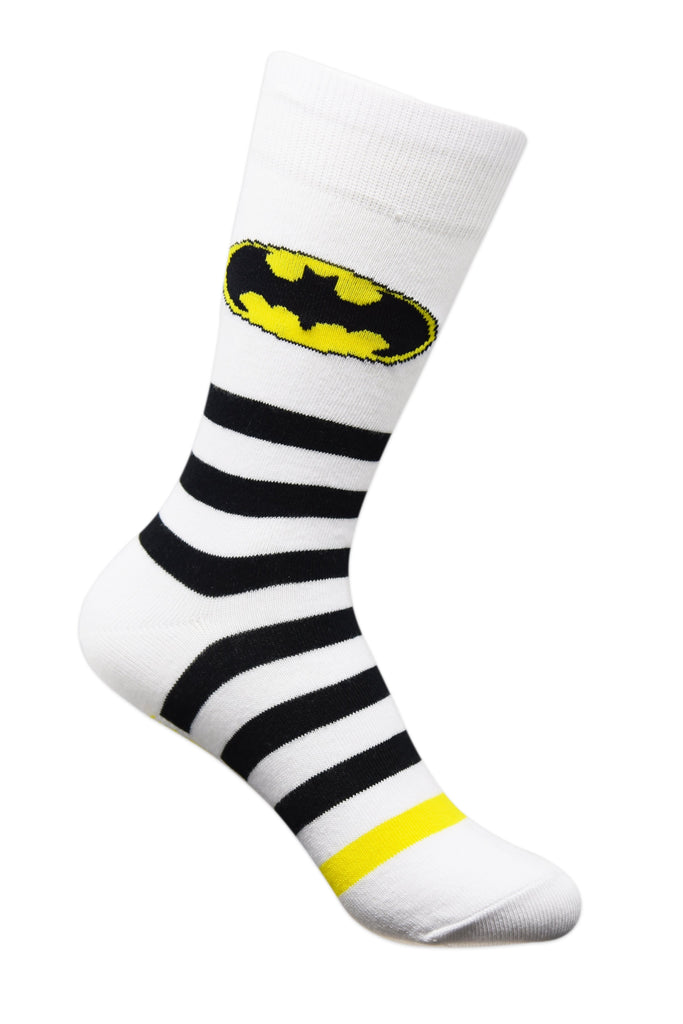 Justice League By Balenzia Crew Socks for Kids (Pack of 3)(13-15 Years) - Balenzia