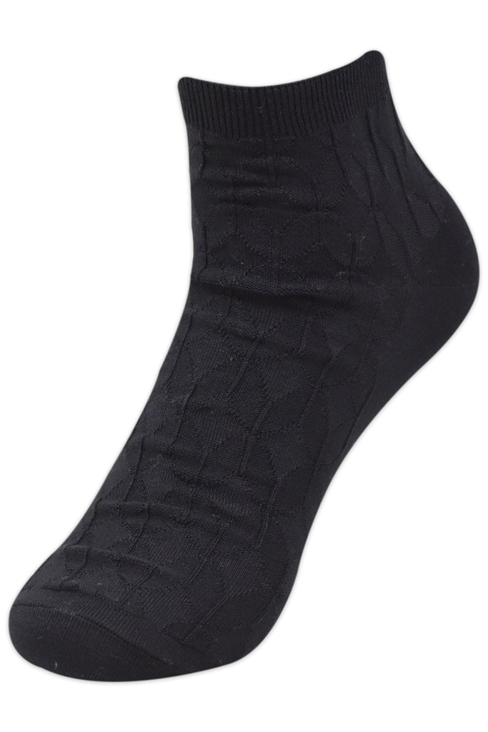 Balenzia Men's Cotton Ankle Socks-3 Pair Pack - Balenzia