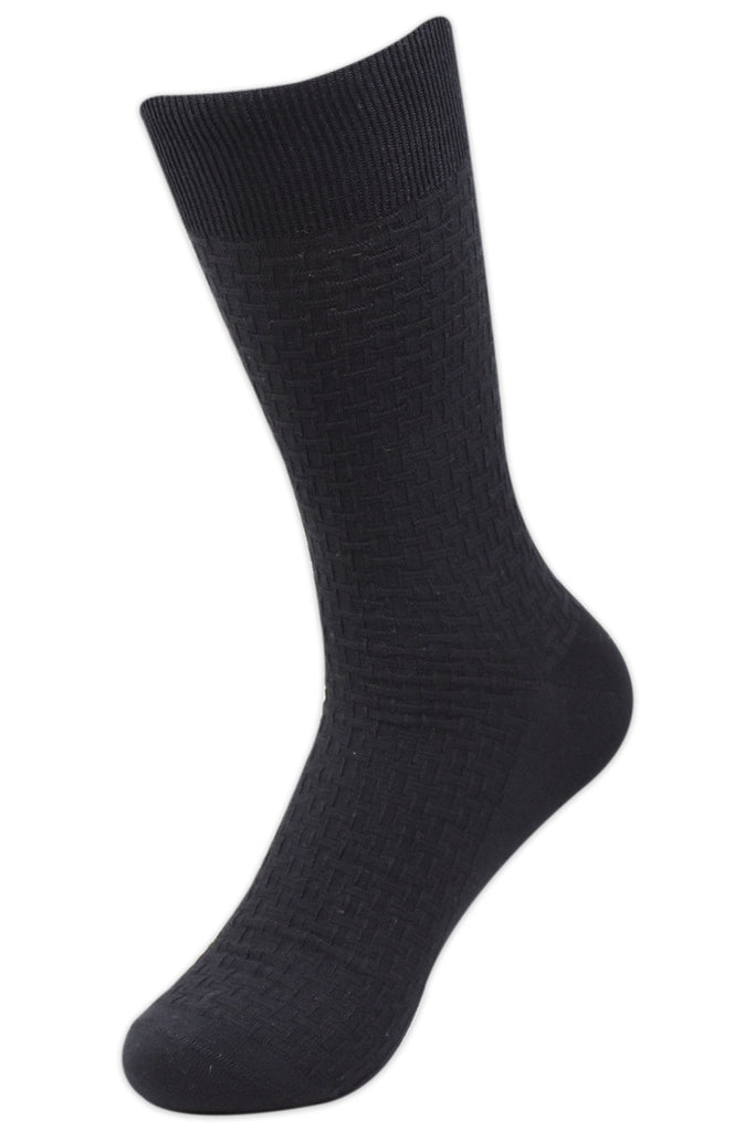Balenzia Men's Cotton Crew Socks-3 Pair Pack - Balenzia
