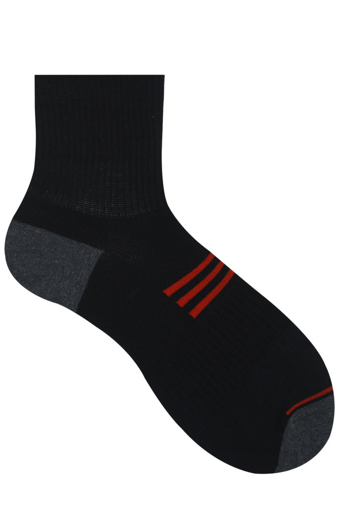 Balenzia High Ankle Socks for Men (Pack of 3) - Balenzia
