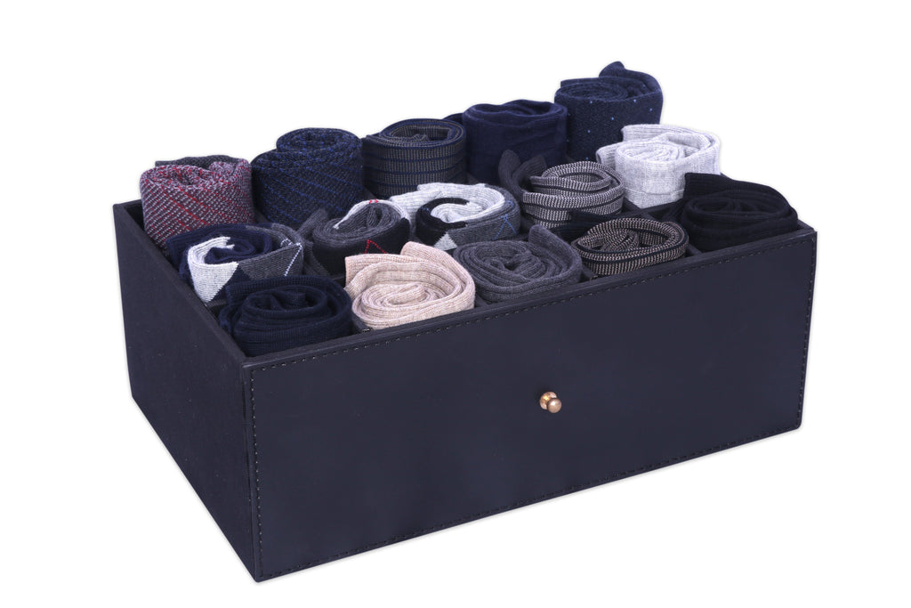 The Classic Socks Drawer (For Men) - Balenzia