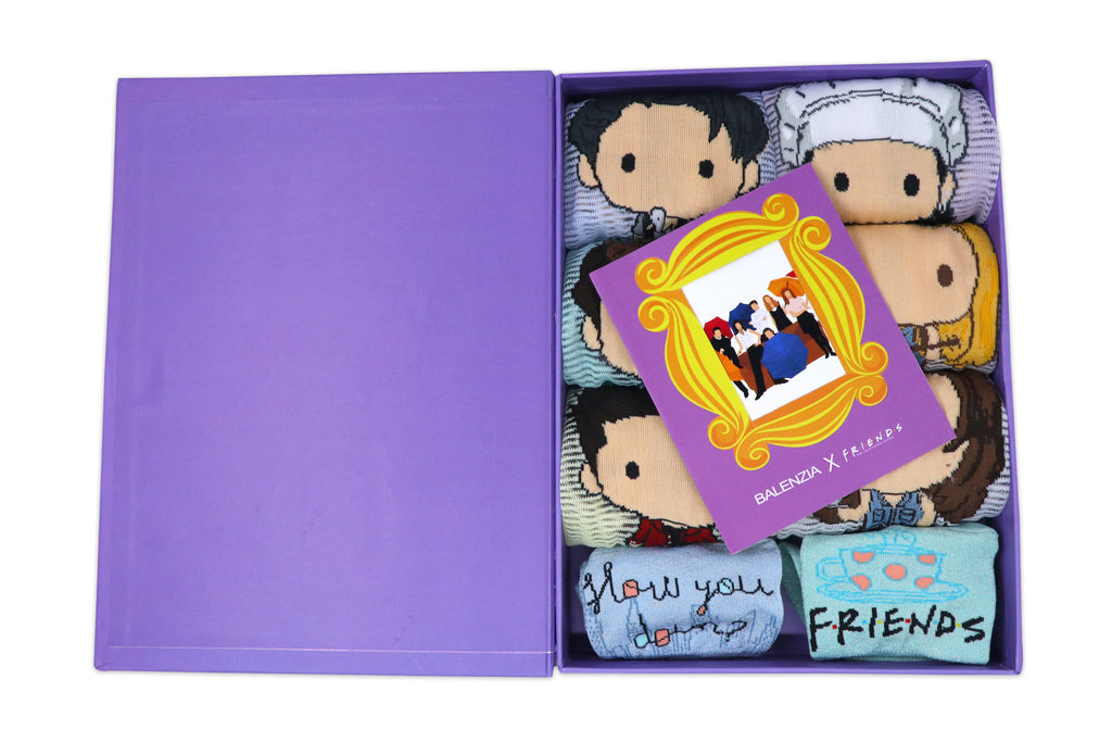 Balenzia x Friends Gift Box for Women - Balenzia