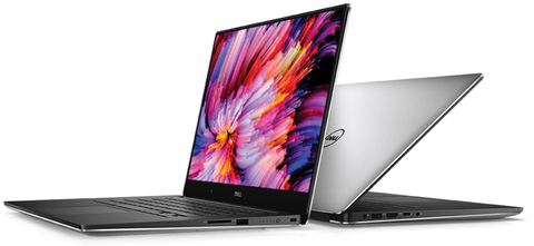 "Dell XPS 15 15.6"" Touch Core i7-7700HQ 2.8GHz (3.8GHz) 32GB 1TB SSD Win10 Ноутбук"