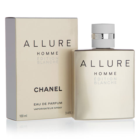 Allure Homme Edition Blanche by Chanel для Мужчин - парфюмерная вода, 100 мл