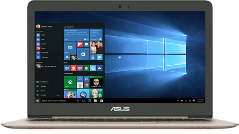 "Asus ZenBook UX310UQ 13.3"" Core i7-7500U 2.7GHz (3.5GHz) 8GB 1TB + 128GB SSD NVIDIA GeForce 940MX 2GB Win10 Ноутбук"
