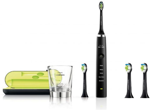 Зубная щетка DiamondClean Rechargeable Sonic Electric Toothbrush with Extra 2 Brushead by Philips Sonicare