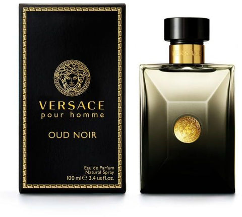 Versace Pour Homme Oud Noir by Versace для Мужчин - парфюмерная вода, 100 мл