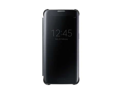 Samsung Clear View Cover - Чехол для Galaxy S7 Edge